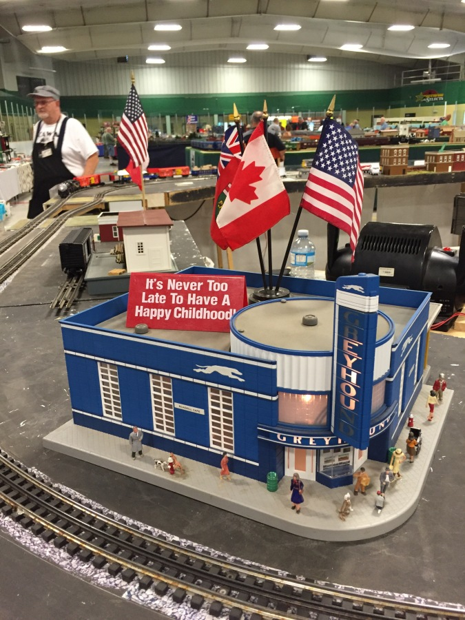 Seaway Train Show2016
